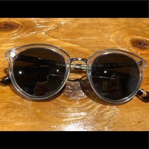 Oliver Peoples Spelman sunglasses.